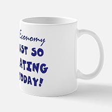 STOCK MARKET - So What? Mug