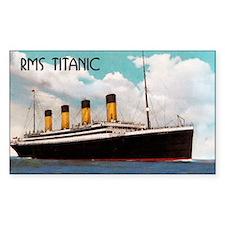 RMS Titanic Decal