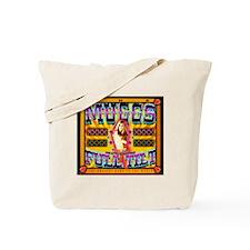 The Muggs - Full Tilt Album Cover Tote Bag