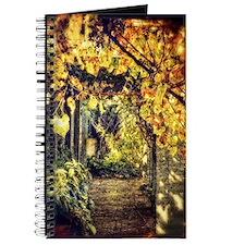 Soft garden arbor Journal