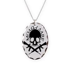 MOLON LABE (Come  Take Them) Necklace