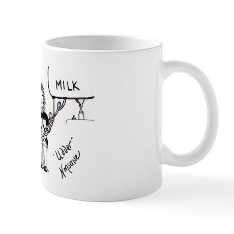 Udder Nonsense Mug