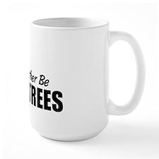 Hugging Trees Mug