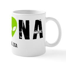 UFO Sedona Arizona Mug
