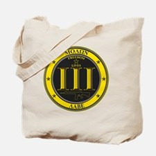 Come and Take It! (Black and Yellow) Tote Bag