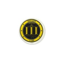 Come and Take It! (Black and Yellow) Mini Button