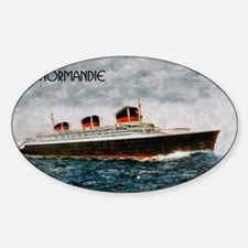 SS Normandie Decal