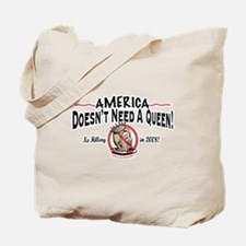 Anti_Queen Hillary Tote Bag