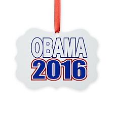 Obama 2016 Ornament