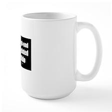 I Love My Steel Dildo wallpeel Mug