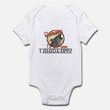 Remains to be seen Taxidermy Infant Bodysuit
