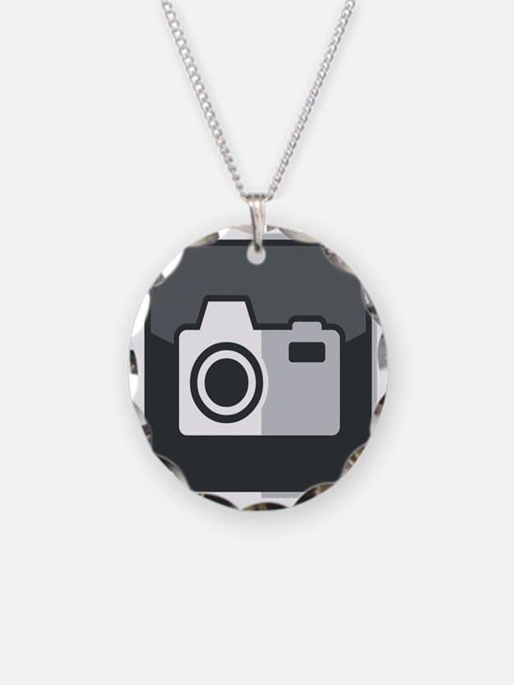 Kamera-Symbol Necklace