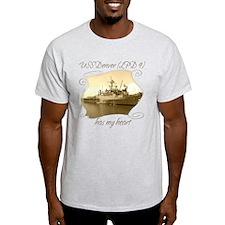 USS Denver (LPD 9) T-Shirt