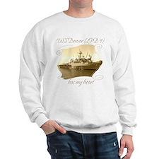 Cute Navy fiancee Sweatshirt
