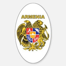 Armenia Products Oval Decal