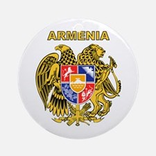 Armenia Products Ornament (Round)