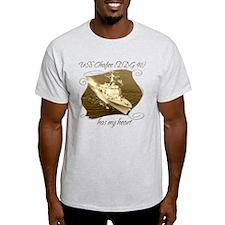 USS Chafee (DDG 90) T-Shirt