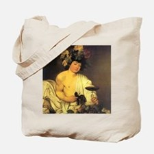 Caravaggio The Young Bacchus Tote Bag