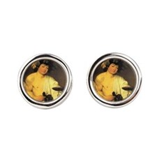 Caravaggio The Young Bacchus Cufflinks