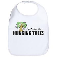 Hugging Trees Bib