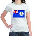 Cayman Islands Ringer T-shirt