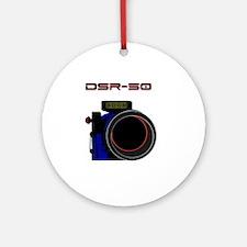 DSR-50 Round Ornament