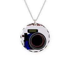 DSR-50 Necklace Circle Charm