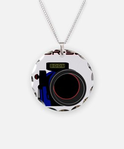 DSR-50 Necklace Circle Charm