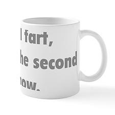 fartSecondKnow1C Mug