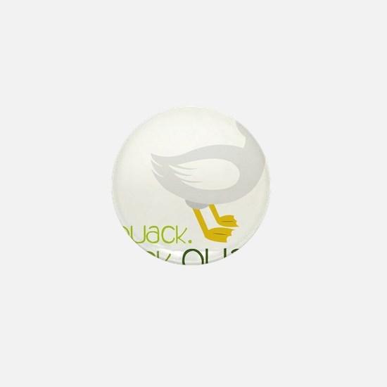 Quack Mini Button