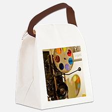 Movie Magic Canvas Lunch Bag