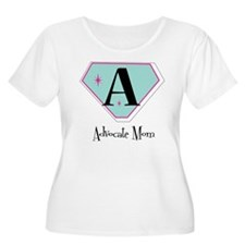 ADVOCATE MOM Plus Size T-Shirt