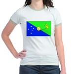Christmas Islands Ringer T-shirt