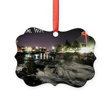 Spokane Falls 1 Ornament