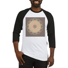 Mandala of Growth Baseball Jersey