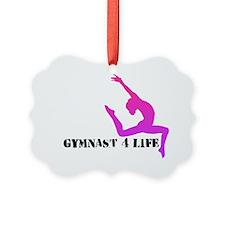 Gymnast 4 Life Ornament