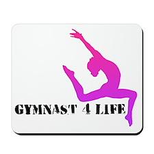 Gymnast 4 Life Mousepad
