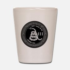 Dont Tread On Me! Shot Glass