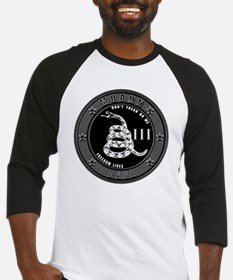 Dont Tread On Me! Baseball Jersey