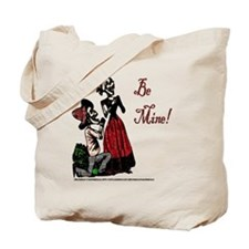 Abby Normal Be Mine Tote Bag