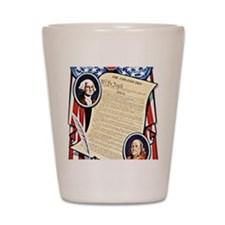 The Constitution Shot Glass
