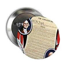 "The Constitution 2.25"" Button"