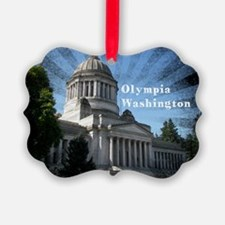Olympia Washington Ornament
