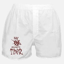 Thors Heart Boxer Shorts