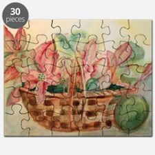 Flowers in Basket Puzzle