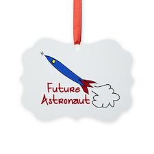 Future Astronaut Ornament