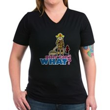 Firefighter Girls Shirt