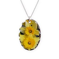 Daffs in a line Necklace