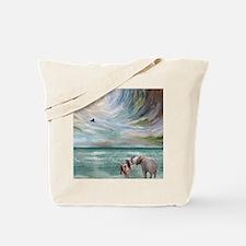 Dream Elephant Tote Bag