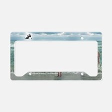 Dream and Release License Plate Holder